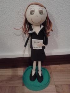 Fofucha Yasmina Directora de hotel