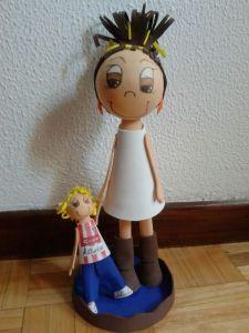 Fofucha Bea e Izan